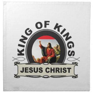 King of kings JC Napkin