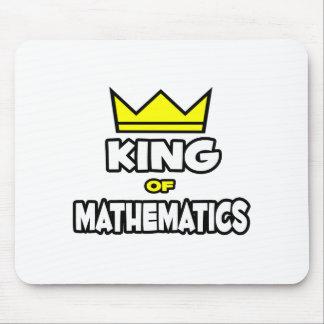 King of Mathematics Mousepads