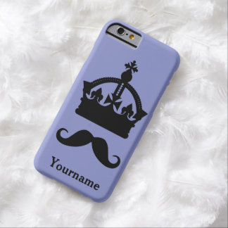 King of Mustaches custom color cases