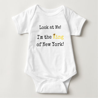 King of New York Baby Bodysuit