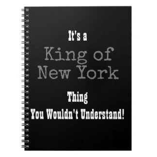 King of New York Journal