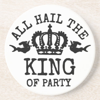 King of Party Beverage Coasters