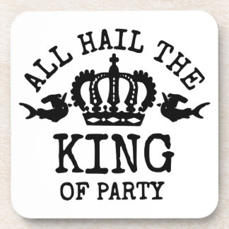 King of Party Coasters