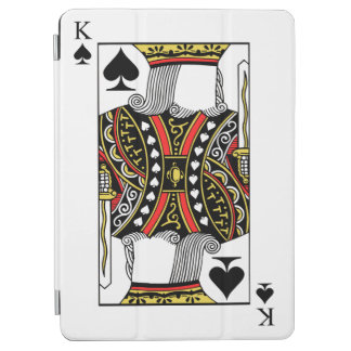 King of Spades - Add Your Image iPad Air Cover