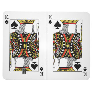 King of Spades - Add Your Image Journal