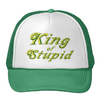 King of Stupid Cap