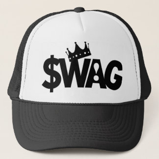 King of Swag Trucker Hat