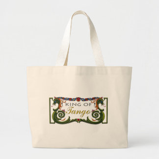 King of Tango exclusive design! Canvas Bag
