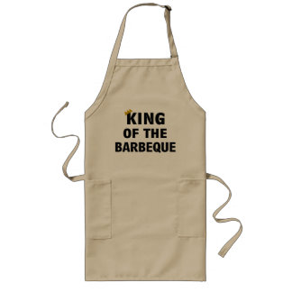 """""""King of the Barbeque"""" Apron"""