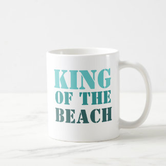 KING OF THE BEACH mug