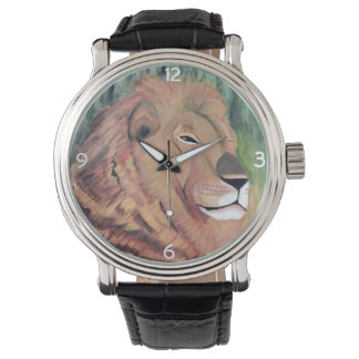 KING OF THE BEAST LION watch