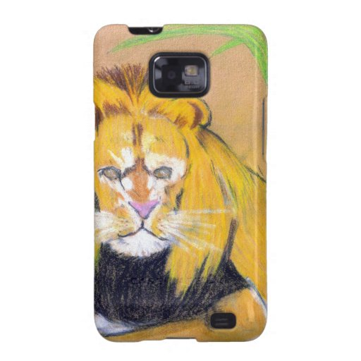 King of the Beasts Galaxy SII Cases