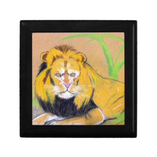 King of the Beasts Jewelry Boxes
