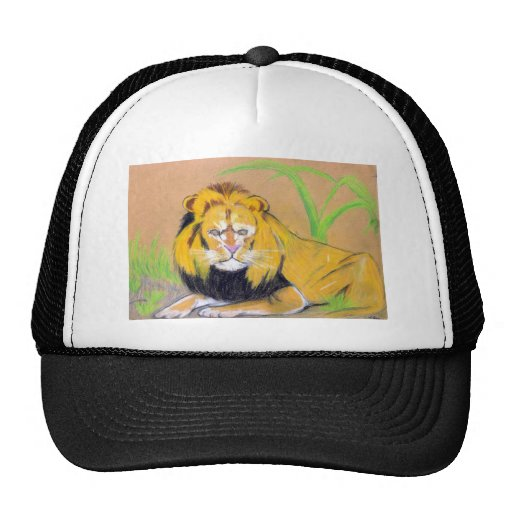 King of the Beasts Mesh Hats