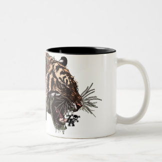 King of the Beasts Mugs