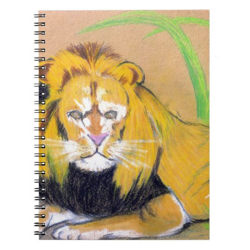 King of the Beasts Note Books