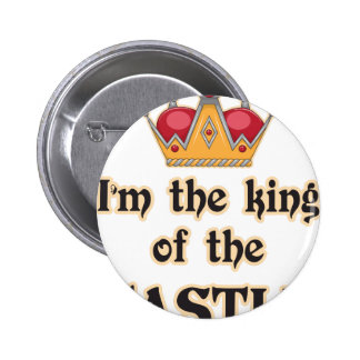 King of the Castle Buttons