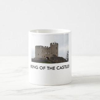 KING OF THE CASTLE! BASIC WHITE MUG