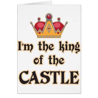 King of the Castle Cards