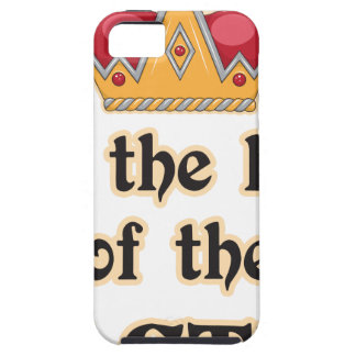 King of the Castle Case For iPhone 5/5S