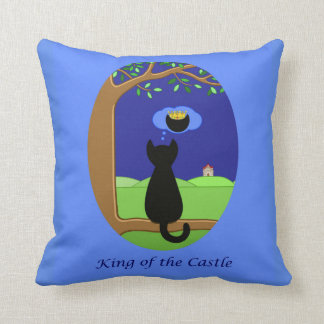 King of the Castle Cushion
