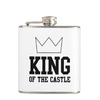 King of the Castle Flask