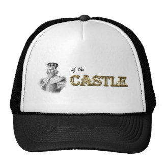 King of the castle hat