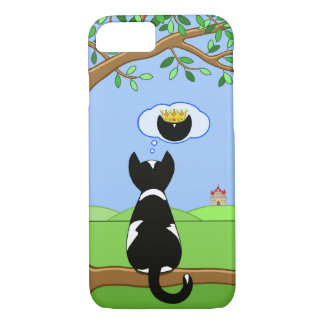 King of the Castle iPhone 7 Case