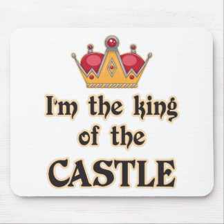 King of the Castle Mousepads