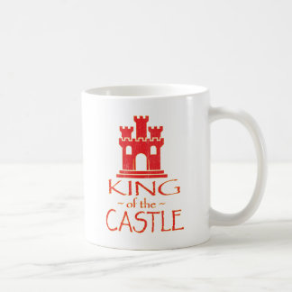 King of the Castle Coffee Mugs