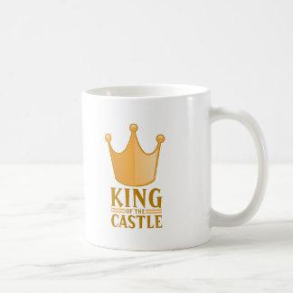 King of the castle mug