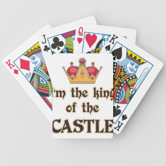 King of the Castle Bicycle Poker Deck