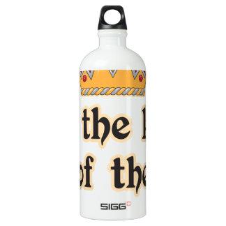King of the Castle SIGG Traveller 1.0L Water Bottle
