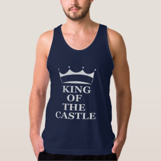 King of the castle tank top