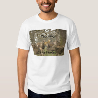 King of the Forest Shirts