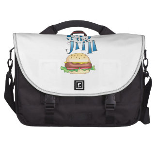 King Of The Grill Burger Bag For Laptop