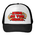 King Of The Grill Mesh Hat