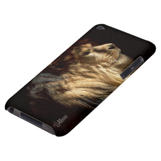 King of the Jungle - Add your name Barely There iPod Case
