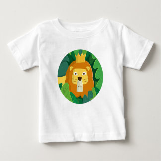 King of the Jungle Baby Fine Jersey T-Shirt