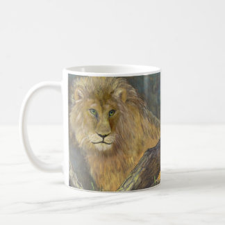 King of the Jungle Coffee Mug