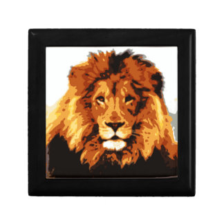 King of the jungle gift box