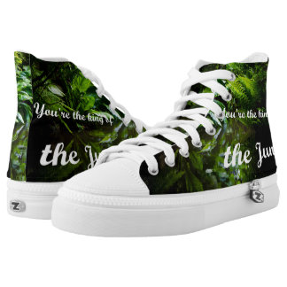 King of the jungle high tops