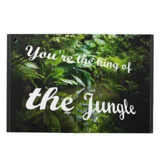 King of the jungle iPad air case
