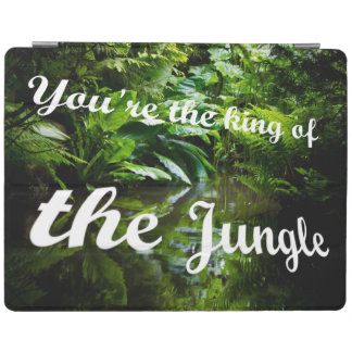 King of the jungle iPad cover
