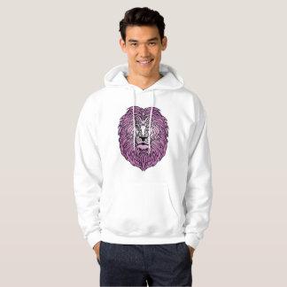 King of the Jungle Men's Hooded Sweatshirt