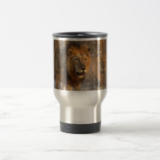 King of the Jungle Travel Mug