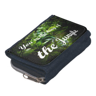 King of the jungle wallet