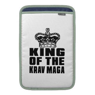 KING OF THE KRAV MAGA MacBook AIR SLEEVES