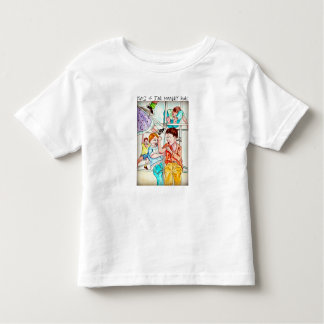 King Of The Monkey Bars - Life On The Stoop Toddler T-Shirt