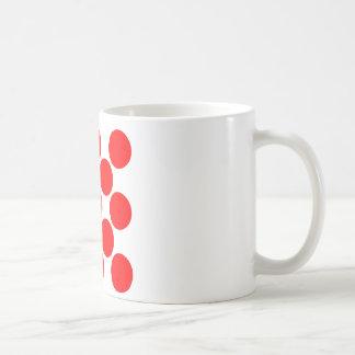 King of the Mountain dots Mugs